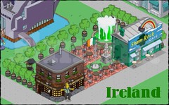 Irish area