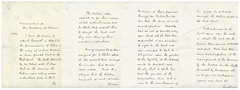 """Correspondence with Governor Jervois regarding """"Battle of Hastie's Farm"""" - July 18 1886"""