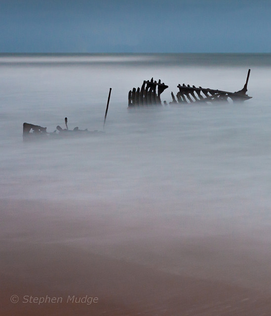 SS Dicky wreck 2