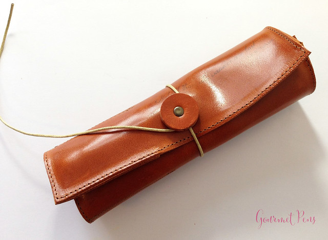 Review Paper Republic Le Porte Crayon Leather Pen Holder (7)