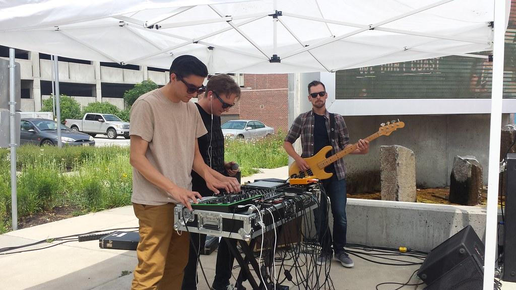Routine Escorts at Hear Omaha | July 9, 2015