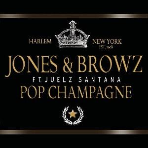 Jim Jones & Ron Browz – Pop Champagne (feat. Juelz Santana)