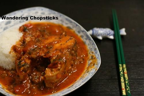 Ca Kho Sot Ca Chua Thi La (Vietnamese Braised Fish with Tomato Dill Sauce) 6