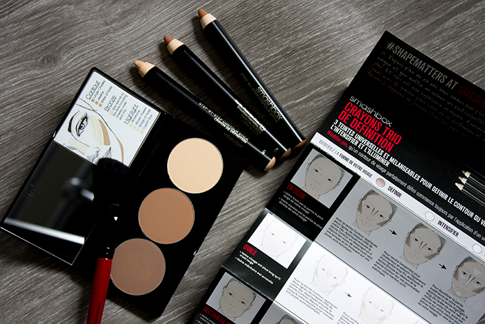 Contouring With Smashbox