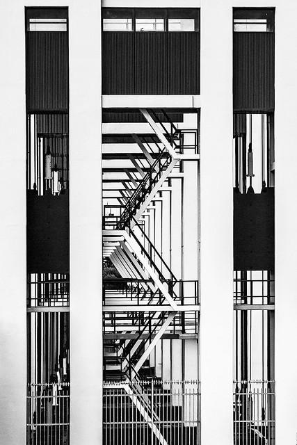 Houtrib-Locks (and Stairs)