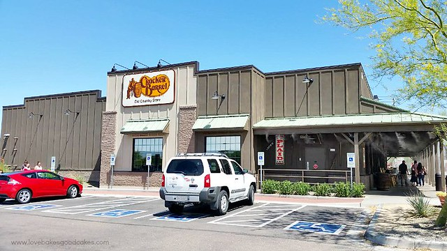 Many of us have visited a Cracker Barrel and if you haven't now's a great time to start learning about it! Visit the Cracker Barrel nearest you for fresh made food and the Old Country Store #cboldcountrystore #ad
