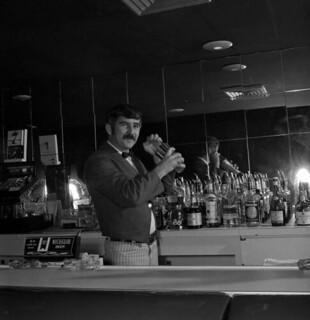 Bartender at the Sheraton Motor Inn - Tallahassee