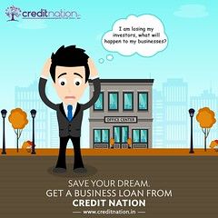 Business Loan To Save Your Drowning Business- Creditnation