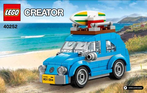 LEGO Creator Mini VW Beetle (40252)