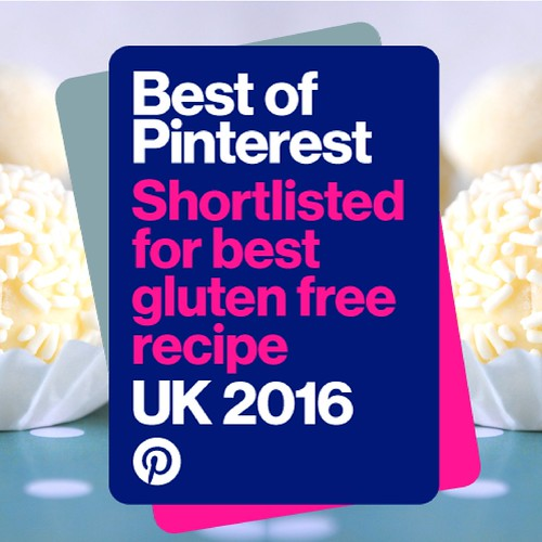 Pinterest UK Shortlisted_GlutenFree
