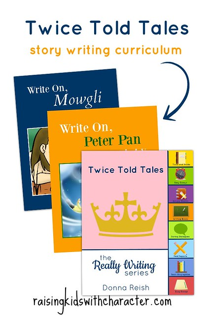 Twice Told Tales: Story Writing Curriculum