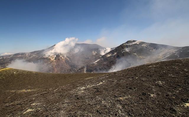 Bocca Nuova Crater