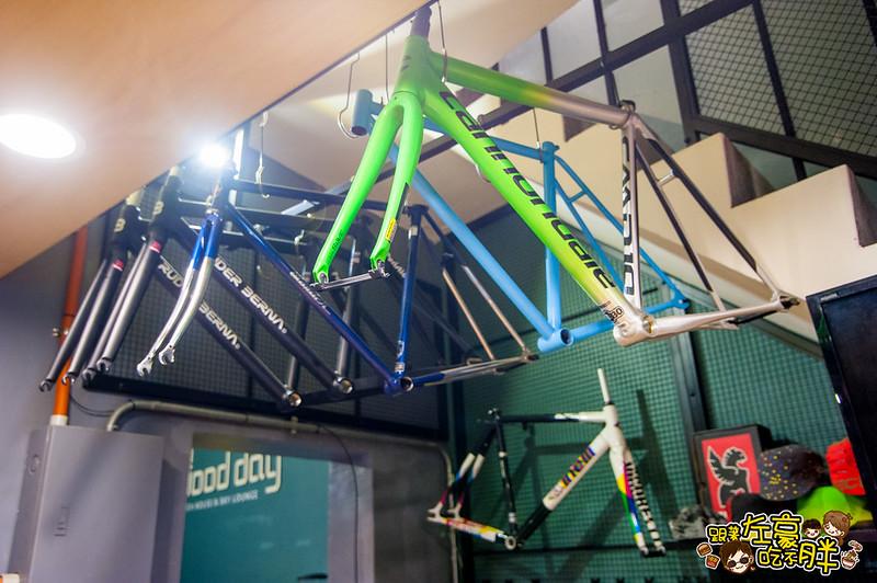 GD Cafe' x 転転 Bike-10