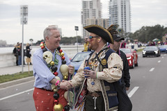 Gasparilla Parade - January 28, 2017