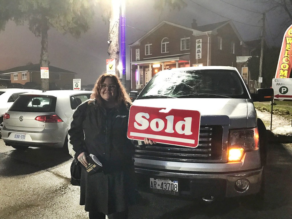 Congrats james michelle on your 2010 ford f150 ride safe and enjoy