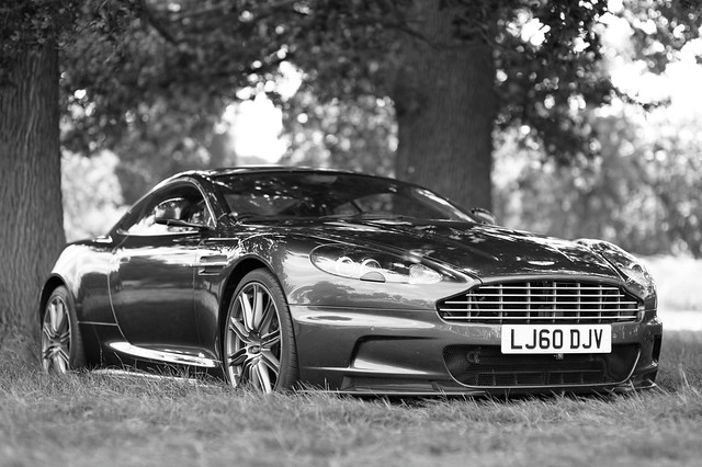 Aston Martin, Nikon D4, AF Nikkor 85mm f/1.4D IF