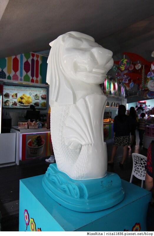 新加坡地標 新加坡好玩 魚尾獅公園 merlion park 新加坡地鐵20