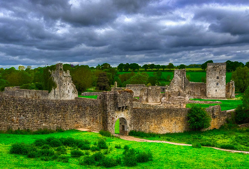 Kells Priory, Kells, Ireland