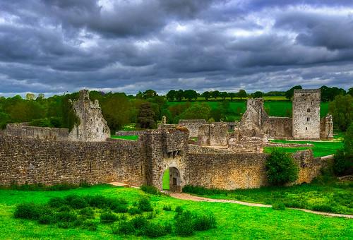 Kells Priory, Kells, Ireland