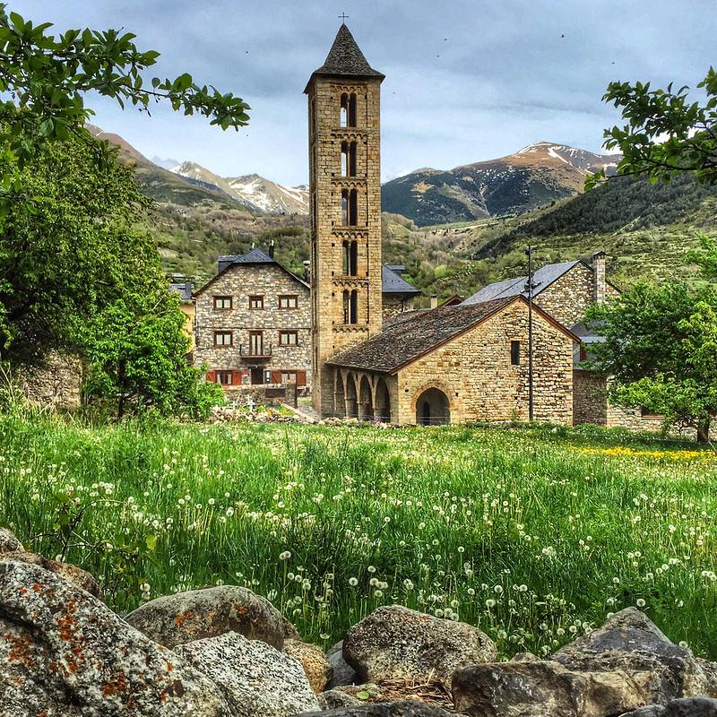 St. Eulalia de Erill-la-Vall
