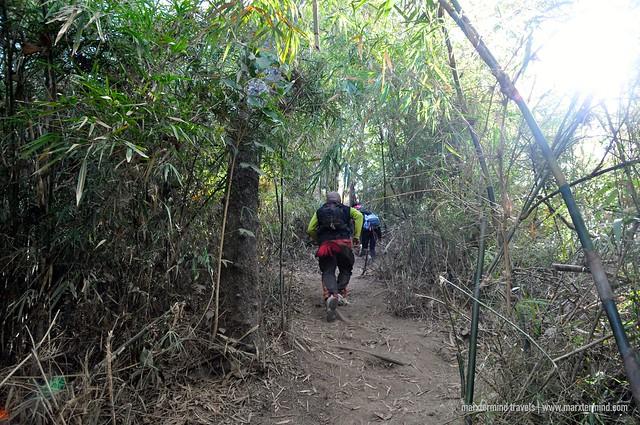 Climbing Mount Palay-Palay