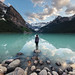 Lake Louise, Banff by tomms