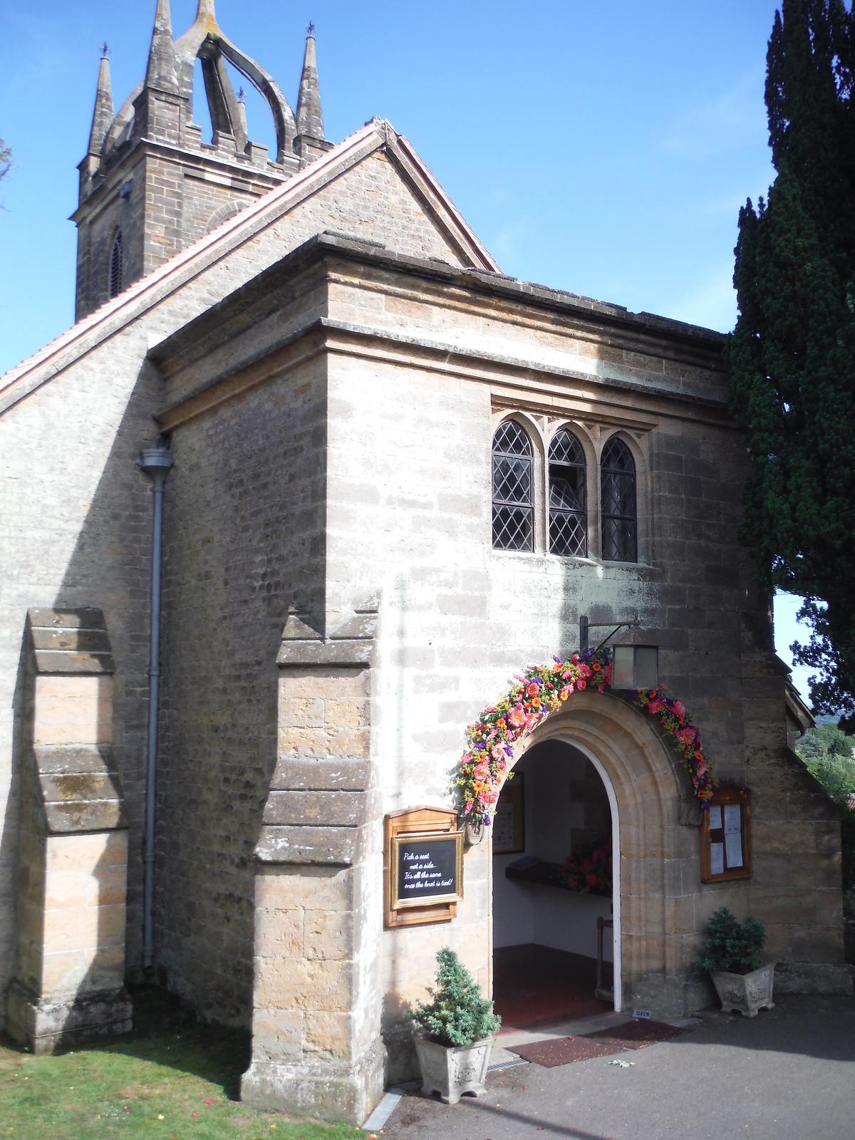 Church in Tillington SWC Walk 217 Midhurst Way: Arundel to Midhurst