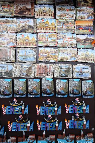 Venezia : Souvenirs