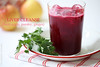 Beet Apple and Ginger Juice