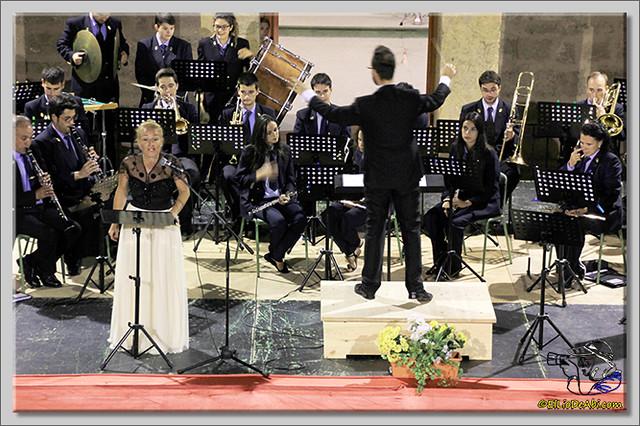 7 Concierto de la Banda Municipal de Música de Briviesca con solistas