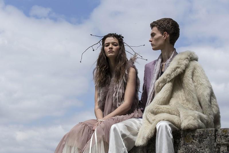Eliza Franks and Jack Harrison