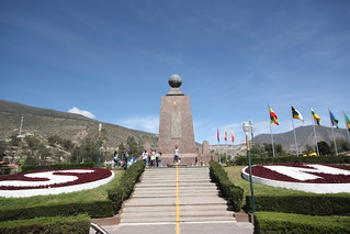 The Equator, Ecuador.