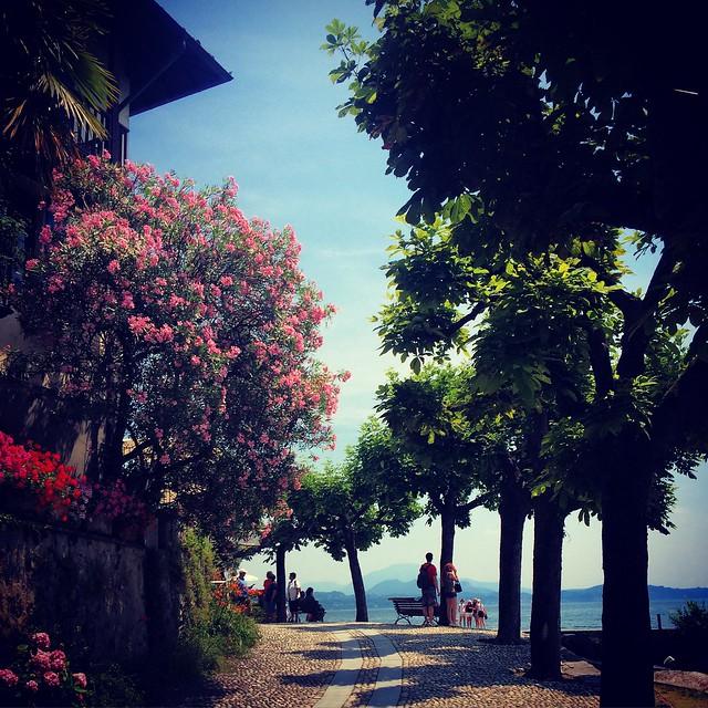 Relax on the Isola dei Pescatori