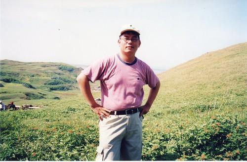 紀念為水雉死而後已的保育者翁榮炫。(圖片來源:水雉生態教育園區)