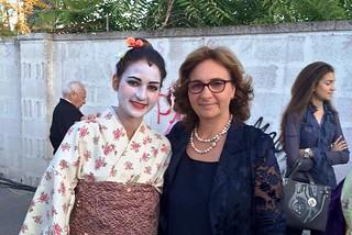 Noicattaro. Maestra Maria Dipinto front