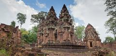 Angkor complex : Banteay Srey temple #22