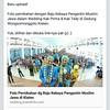Baru upload di website kami di http://wedding.poetrafoto.com, foto pernikahan muslim Jawa di Gedung Wongsomonggolo Klaten Jawa Tengah. Mari dibuka yak: http://goo.gl/jYGzpZ :thumbsup::blush::heart_eyes: