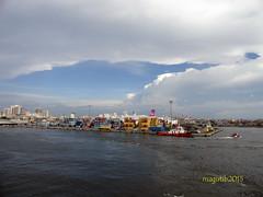 Pier 4- near full capacity.