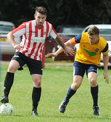 Easington Sports v Wellingborough Town