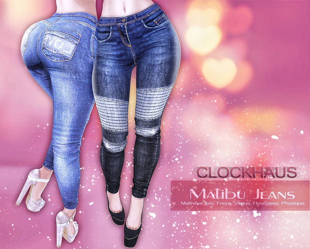 Malibu Jeans EXCLUSIVE for AnyBODY Event - SecondLifeHub.com