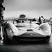 """Marc Devis - 1965 Lola Chevrolet T70 Spyder """"Pussy Cat"""" at the 2016 Goodwood Revival (Photo 2) by Dave Adams Automotive Images"""