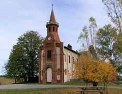 Aurin 31570.L'église Saint-André.