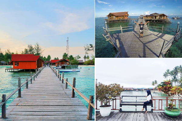 Derawan dive resort 1