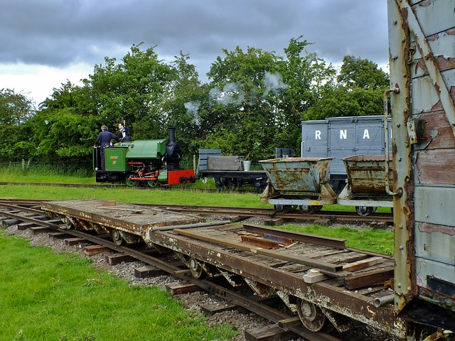 Amerton Railway Gala 2015