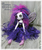Custom fairy cloth art doll