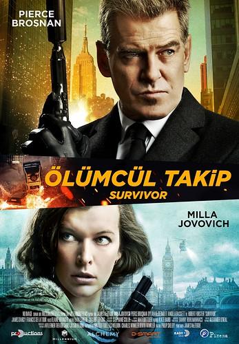 Ölümcül Takip - Survivor (2015)