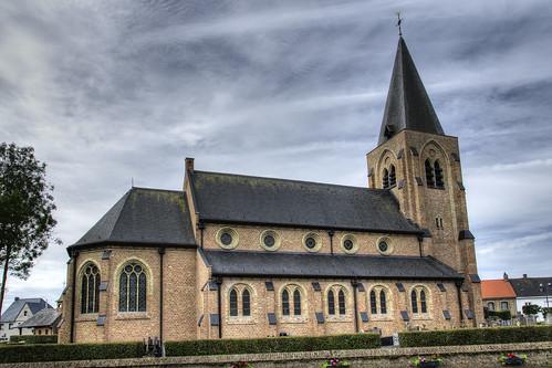 Sint-Pieters-Kapelle, Sint-Pieterskerk.