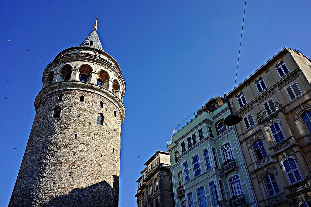 Istanbul, Turkey - Galata Tower