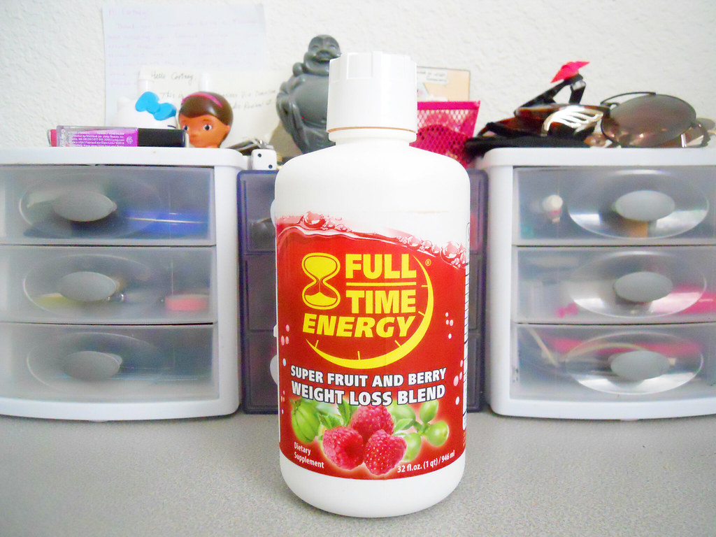 Full Time Energy Super Weight Loss Blend
