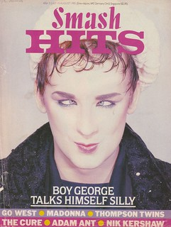Smash Hits, July 31, 1985